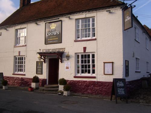 The Crown Aldbourne