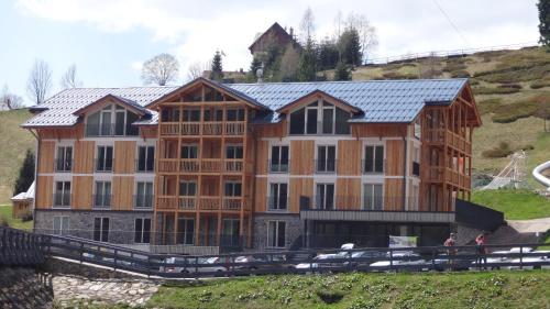 Residence Kovárna - Apartment 210