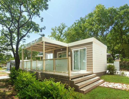 Mobile Homes - FKK Nudist Camping Solaris