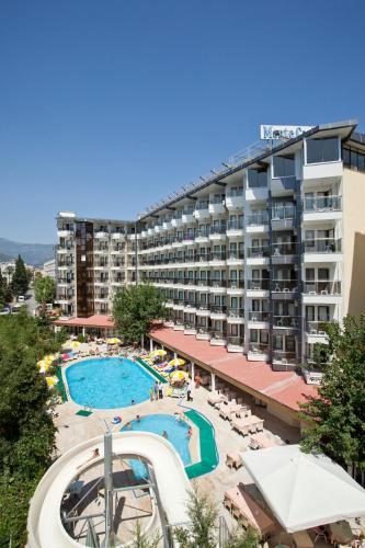 Monte Carlo Hotel Turkei Alanya Booking Com