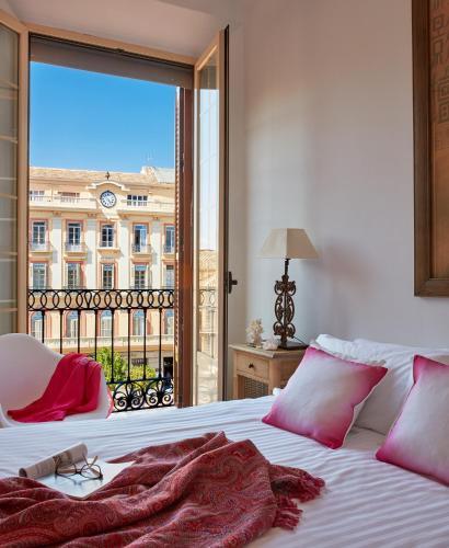 Bild på hotellet Lodgingmalaga Plaza Constitucion i Malaga