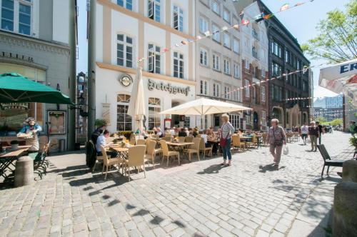 Bild på hotellet Appartements in der historischen Deichstrasse i Hamburg