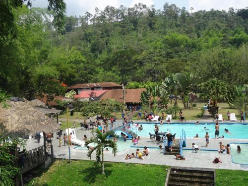 San Andres Jungle Lodge