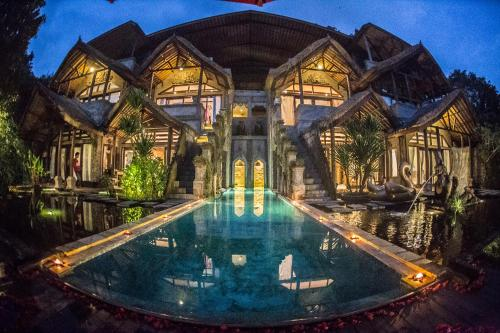 住宿 Avalon Ubud Villa 烏布阿瓦隆別墅, 烏布, 印尼