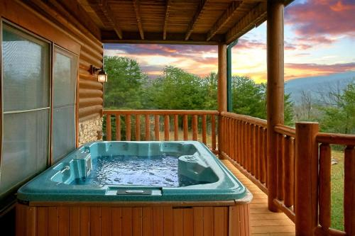 Spa and/or other wellness facilities at Heavenly Heights Holiday home