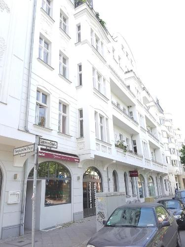 """The facade or entrance of Lovely-Flats """"Gasteiner"""""""