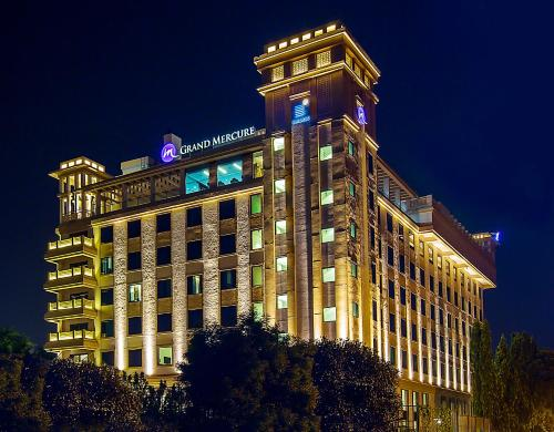 Grand Mercure Mysuru An Accorhotels Brand