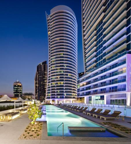 Hilton Surfers Paradise Reserve Now Traveller Photo Of Gold Coast 10 July 2016 Gallery Image This Property