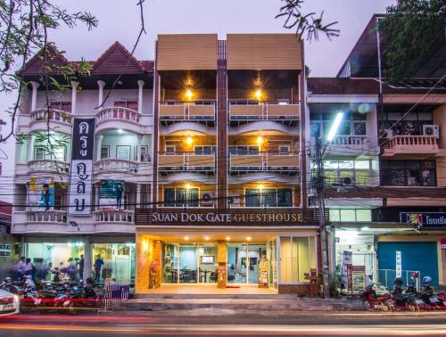 Suan Dok Gate Guesthouse