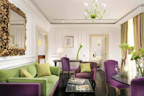 The 10 Best Luxury Hotels in Rome Italy Bookingcom