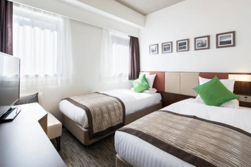 photo of 新大阪會議中心樂住酒店(HOTEL MYSTAYS Shin Osaka Conference Center)   日本大阪府(Osaka, Japan)