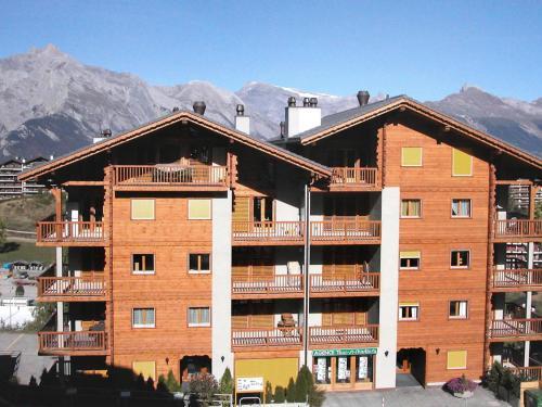 Apartment Les Chouettes XI Nendaz Station