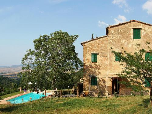 Holiday home Podere Valle Sotto Volterra