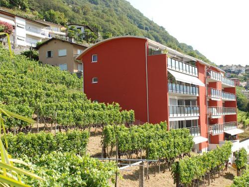 Apartment Residenza Gaggiole Gordola