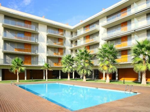 Resort Edificioo Orbis