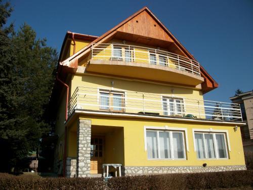 Szamóca Vendégház