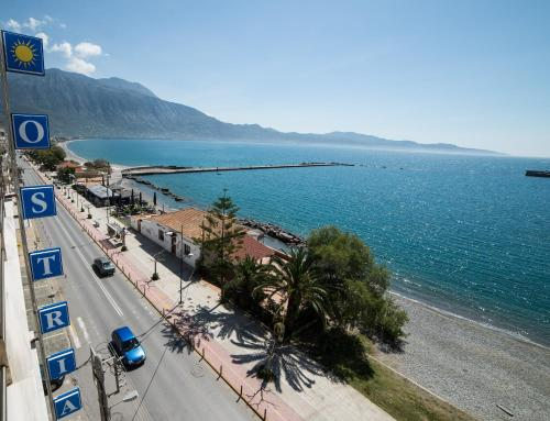 Hotel Ostria - Nauarinou 95 Greece