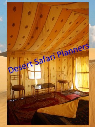 Desert Safari Planiners