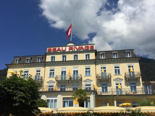 Romantik Hotel Beau Rivage Weggis - Beau Rivage Collection