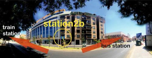 Station2b Bed and Breakfast