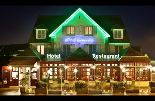 Hôtel-Restaurant Le Normandie