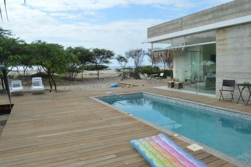 Casa Wayra Playa Vichayito Piura