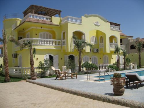 Villa Shahrazad Hurghada