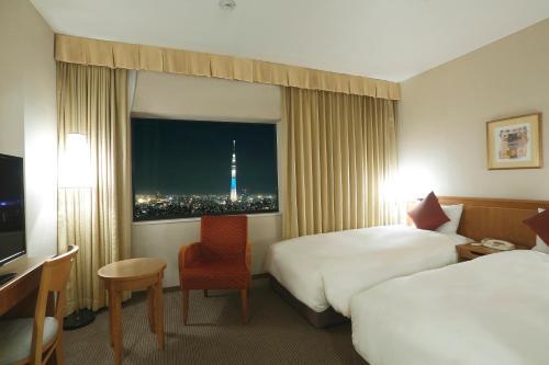photo of 兩國東京第一酒店(Dai-ichi Hotel Ryogoku)   日本東京都(Tokyo, Japan)