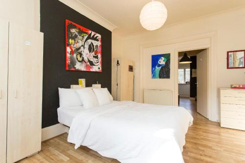 A room at Artist Flat in Camden Town