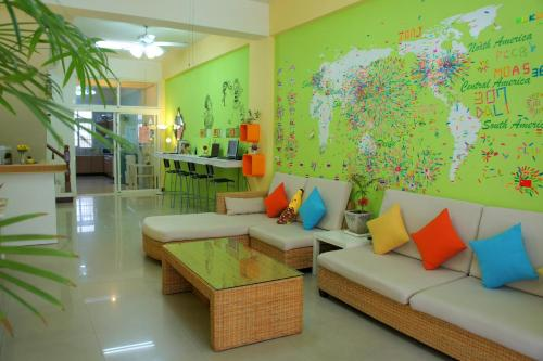 Colorful Taiwan Hostel
