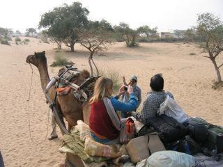 Thar Desert Safari Campsite