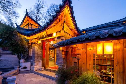 Lijiang Zen Garden Hotel - Lion Hill Yard