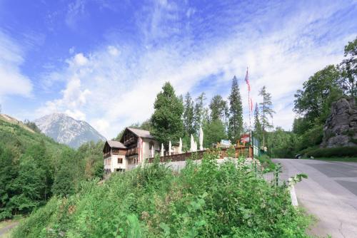 Gasthof Pass Lueg Höhe