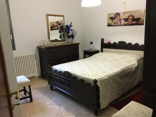 """A room at appartamento """"GLI ANGELI"""" Casola Valsenio"""