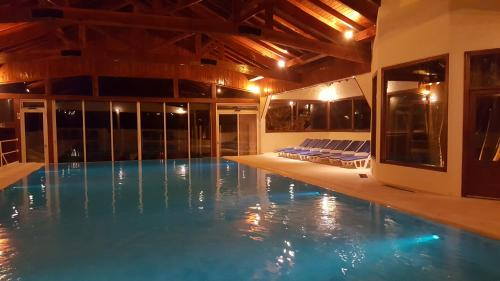 The swimming pool at or near Costa Brava Apart Hotel