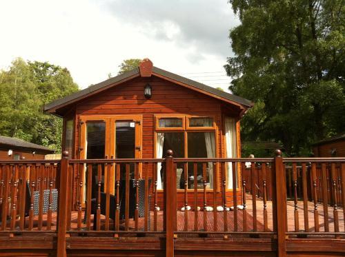 Grasmere Lodge at White Cross Bay