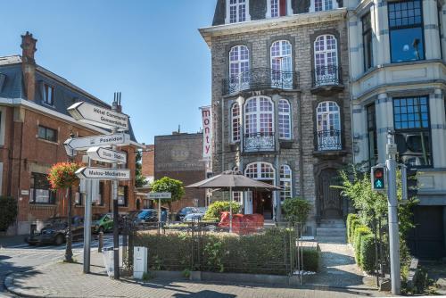 Designhotell i bryssel for Design hotel belgien