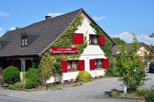 Alte Schreinerei-Auberge Harlekin