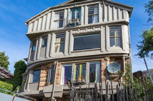 Fasade eller inngang på The Last Villa