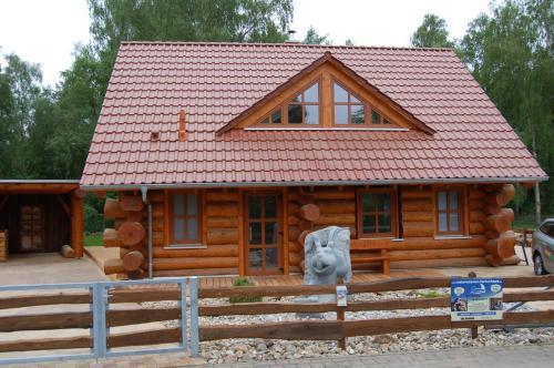 Naturstamm Ferienhaus