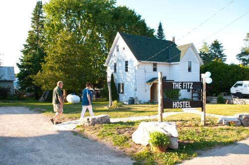 The Fitz Hostel
