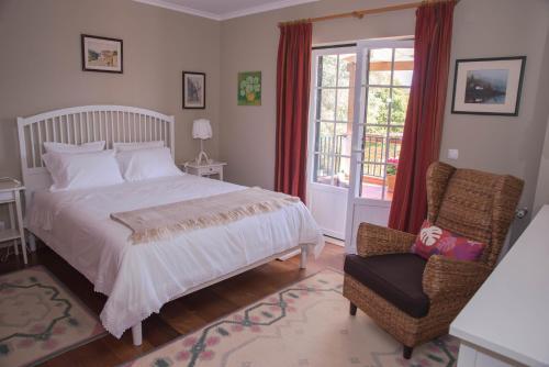 Serradinho - a room with a view