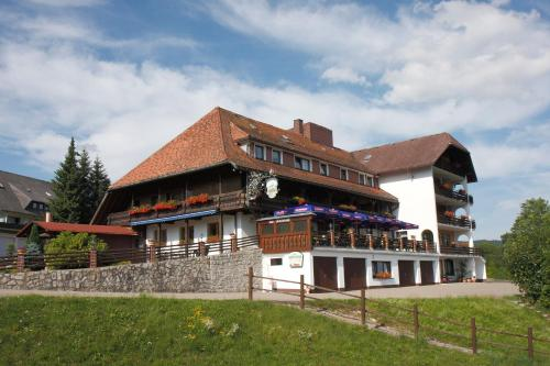 Parkhotel Waldlust, Häusern, Germany - Booking.com