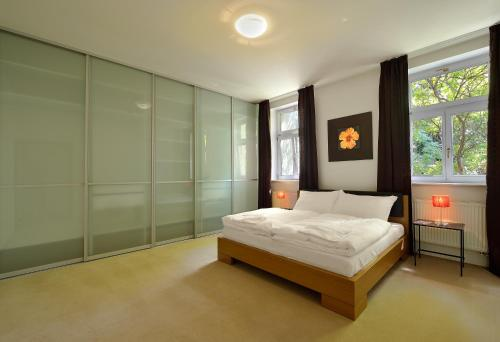 A room at Ambiente Serviced Apartments - Tallerova