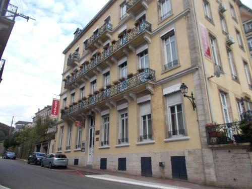 Rsidence Central Htel Plombires Les Bains France Booking