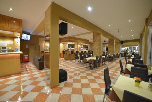 Restoran ili drugo mesto za obedovanje u objektu Angelina Hotel & Apartments