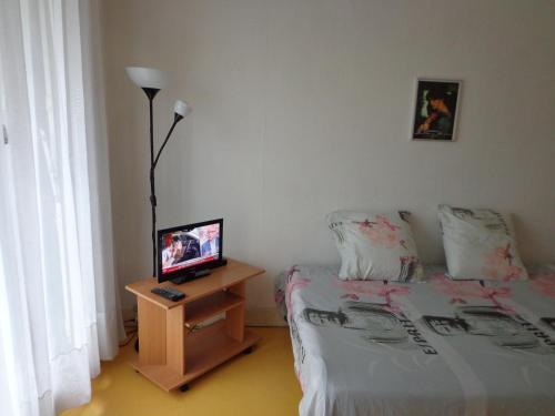 Alesia Studios with Balcony