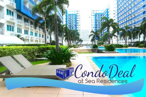 Condodeal At Sea Residences  Manila  Philippines