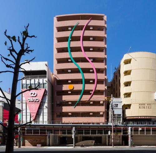 Die 10 besten economy hotels in osaka japan for Design hotel osaka