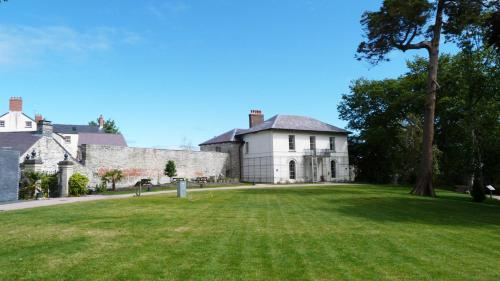 Cardigan Castle - East Wing